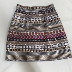 Morgan Carper Nomad Skirt | Anthropologie